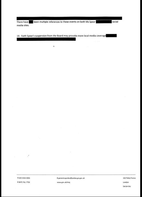 Faith Spear DPA response 15 July 2016 page 4 [screenshot]