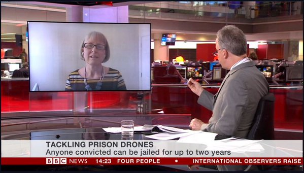 bbc news drones